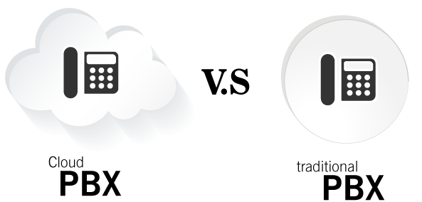UltaTel Cloud PBX vs. On Premise PBX